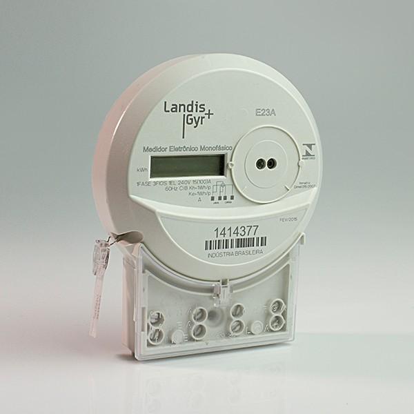 Medidor de energia E23A 3 fios 1 elemento 240V