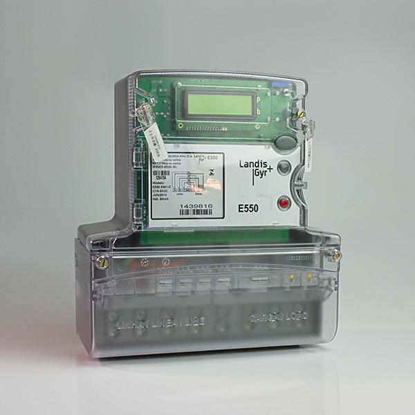 Medidor de energia E550 30(200)A
