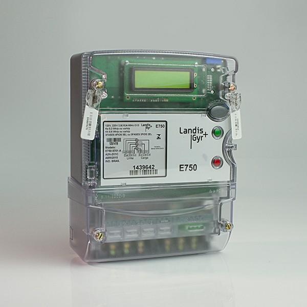 Medidor de energia E750 Basico(indireto)